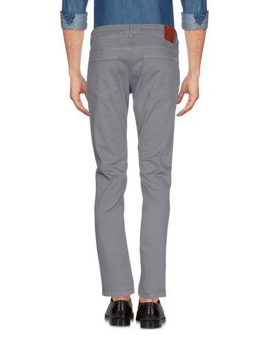 Фото 2 - Повседневные брюки от ENTRE AMIS серого цвета