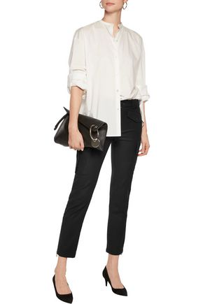 MARC BY MARC JACOBS Wool-blend slim-leg pants