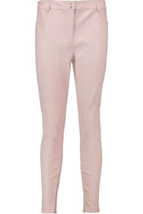 REBECCA VALLANCE Leather skinny pants