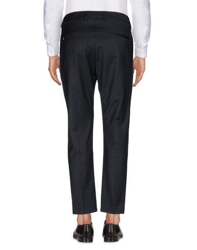 Фото 2 - Повседневные брюки от LOW BRAND цвет стальной серый