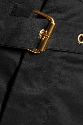 ISABEL MARANT Nanon cotton-poplin straight-leg pants