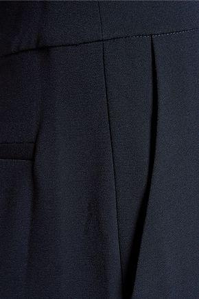 10 CROSBY DEREK LAM Cutout bead-embellished crepe jumpsuit
