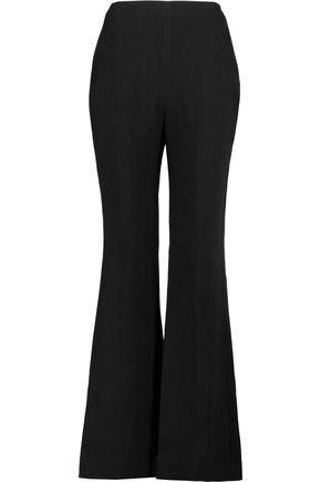 CARVEN Crepe bootcut pants