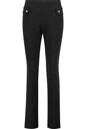 CARVEN Crepe slim-leg pants
