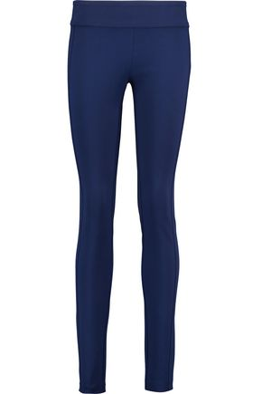 DIANE VON FURSTENBERG Sweetheart stretch-jersey leggings