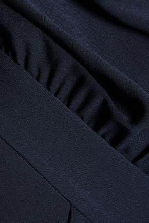 DIANE VON FURSTENBERG Dezi crepe de chine jumpsuit