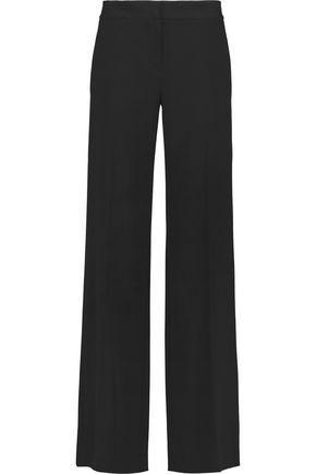 DKNY Crepe wide-leg pants
