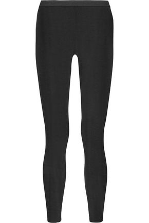 ISABEL MARANT ÉTOILE Jazy stretch-wool leggings