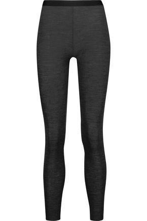 ISABEL MARANT ÉTOILE Jazy stretch-wool leggings