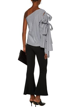 W118 by WALTER BAKER Sylvia stretch-jersey flared pants