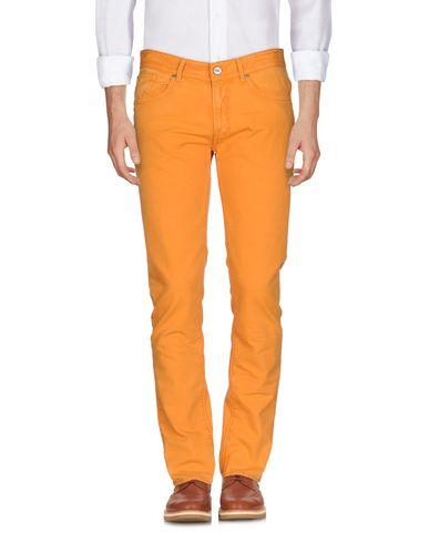 Фото - Повседневные брюки от PT05 цвет охра