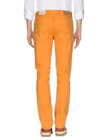 Фото 2 - Повседневные брюки от PT05 цвет охра