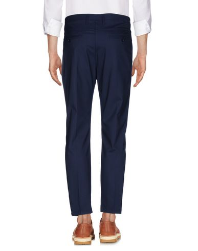 Фото 2 - Повседневные брюки от BERNA темно-синего цвета