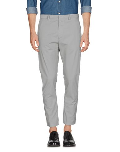 Фото - Повседневные брюки от MACCHIA J светло-серого цвета