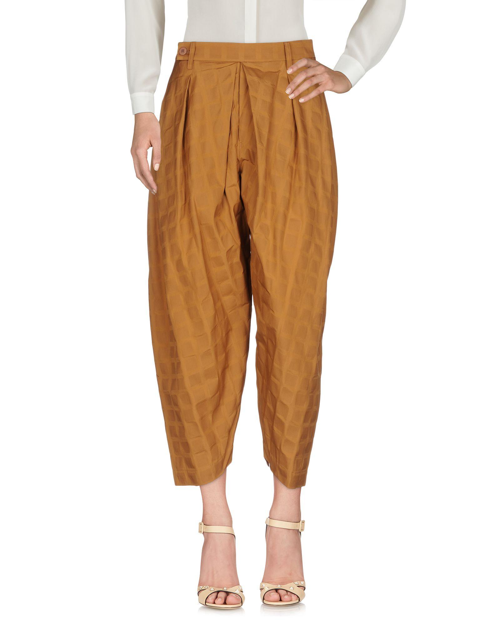 ISSEY MIYAKE Повседневные брюки pleats please issey miyake повседневные брюки