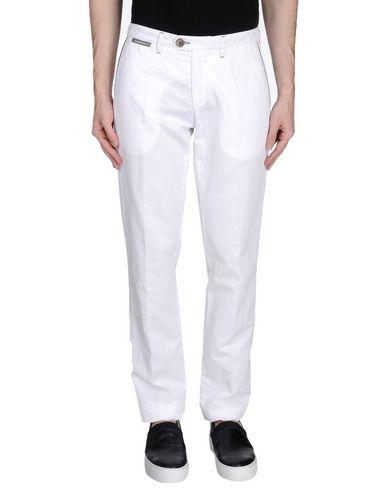 Купить Повседневные брюки от ELEVENTY белого цвета