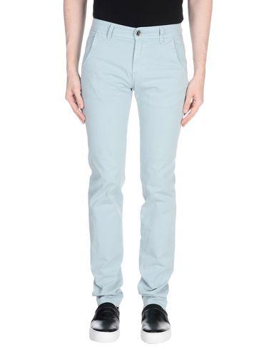 Фото - Повседневные брюки от 9.2 BY CARLO CHIONNA небесно-голубого цвета