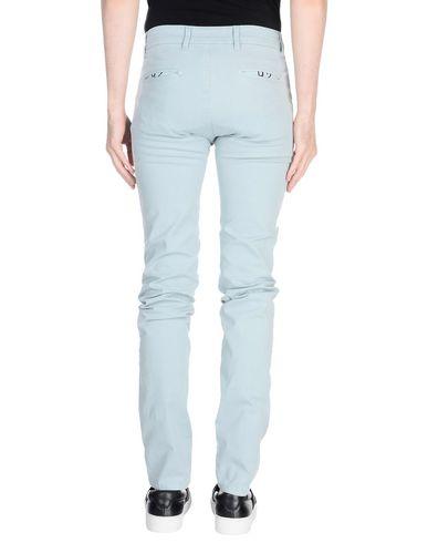 Фото 2 - Повседневные брюки от 9.2 BY CARLO CHIONNA небесно-голубого цвета