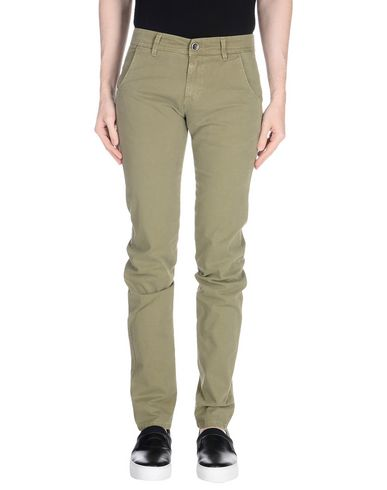 Фото - Повседневные брюки от 9.2 BY CARLO CHIONNA зеленого цвета