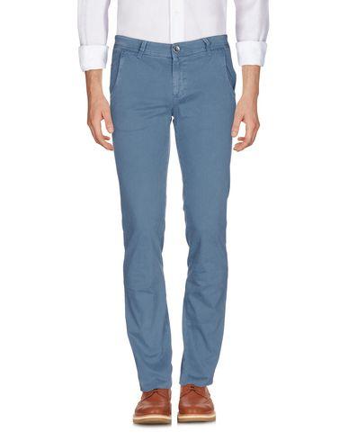 Фото - Повседневные брюки от 9.2 BY CARLO CHIONNA грифельно-синего цвета