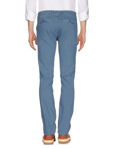 Фото 2 - Повседневные брюки от 9.2 BY CARLO CHIONNA грифельно-синего цвета