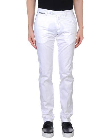 Фото - Повседневные брюки от ELEVENTY белого цвета