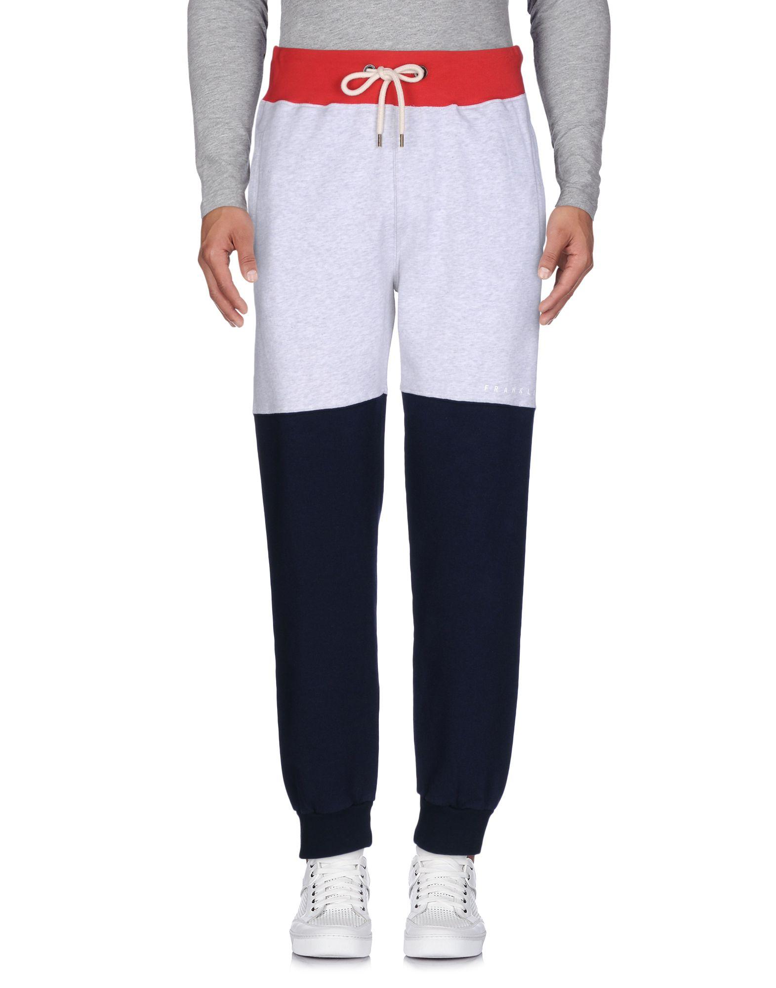 сумка спортивная franklin & marshall franklin & marshall fr949buvgc11 FRANKLIN & MARSHALL Повседневные брюки