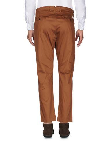Фото 2 - Повседневные брюки от NINE:INTHE:MORNING коричневого цвета