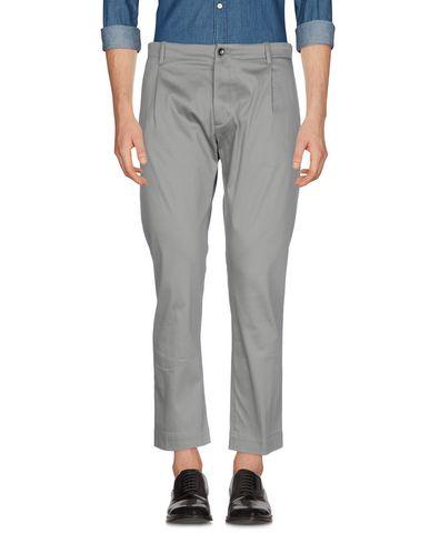 Фото - Повседневные брюки от NINE:INTHE:MORNING серого цвета