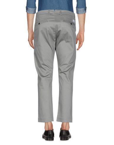 Фото 2 - Повседневные брюки от NINE:INTHE:MORNING серого цвета
