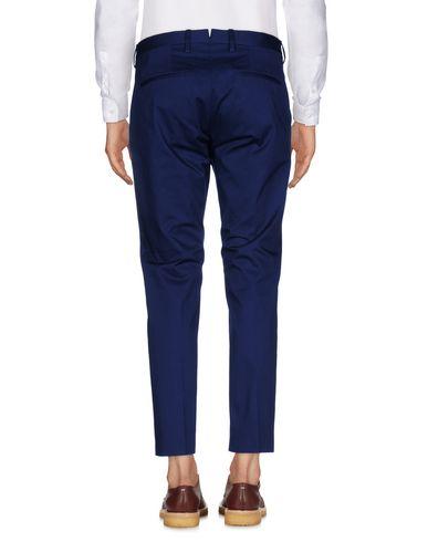 Фото 2 - Повседневные брюки от ENTRE AMIS синего цвета
