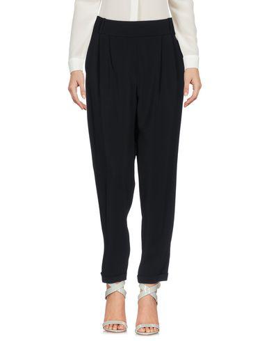 Фото - Повседневные брюки от VDP COLLECTION черного цвета