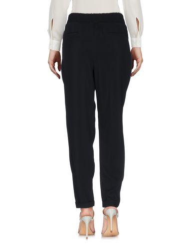 Фото 2 - Повседневные брюки от VDP COLLECTION черного цвета
