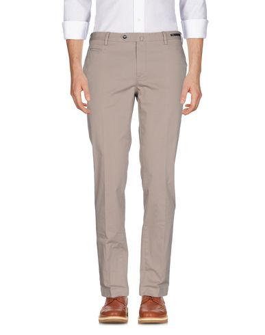 Купить Повседневные брюки от PT01 бежевого цвета
