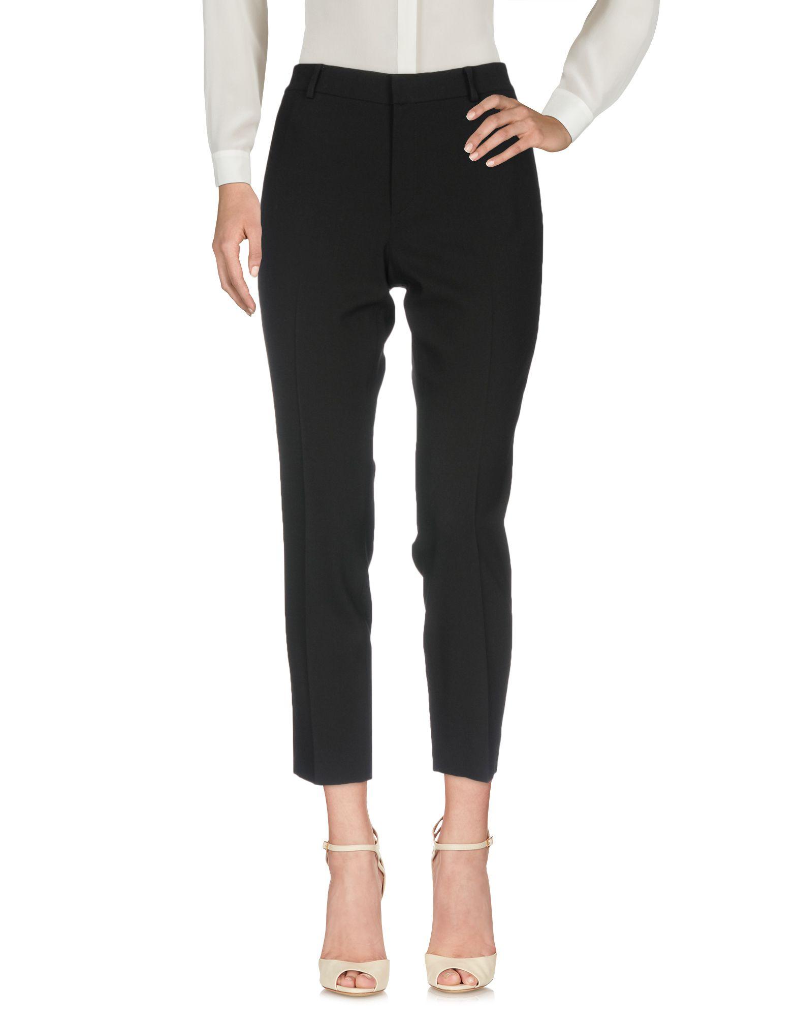 RALPH LAUREN COLLECTION Повседневные брюки playboy vip collection повседневные брюки мужские девятки брюки тонкие тонкие фитинги прямые брюки 1904 черный 34