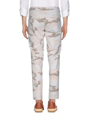 Фото 2 - Повседневные брюки от EN AVANCE бежевого цвета