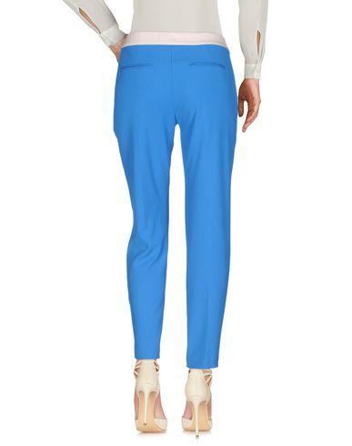 Фото 2 - Повседневные брюки лазурного цвета