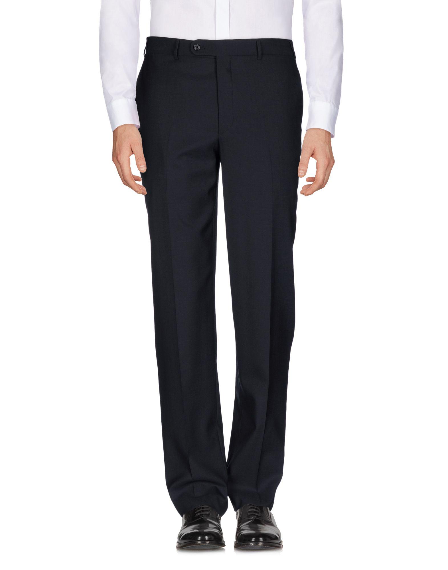 цена CC COLLECTION CORNELIANI Повседневные брюки онлайн в 2017 году