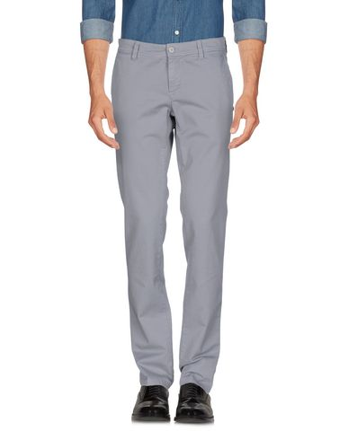 Фото - Повседневные брюки от POWELL серого цвета
