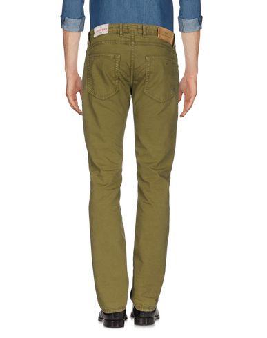 Фото 2 - Повседневные брюки от PT05 цвет зеленый-милитари