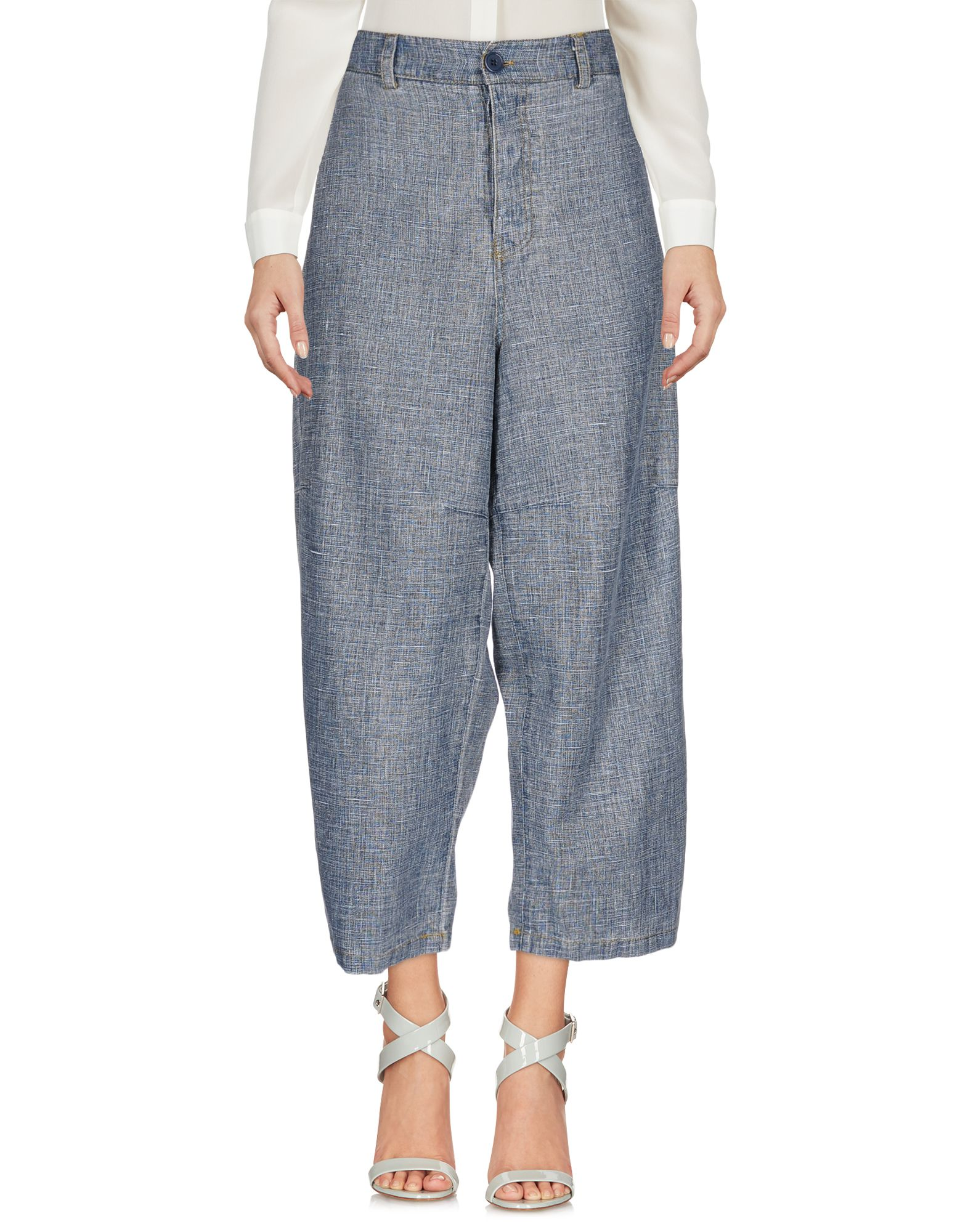 Фото VIRNA DRÒ® Повседневные брюки. Купить с доставкой