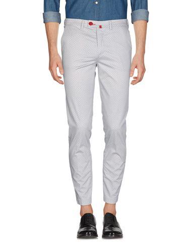 Фото - Повседневные брюки от BARONIO светло-серого цвета