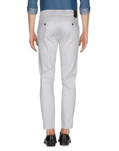 Фото 2 - Повседневные брюки от BARONIO светло-серого цвета