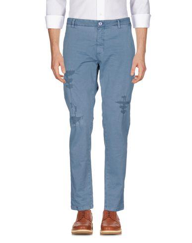 Купить Повседневные брюки от AGLINI грифельно-синего цвета