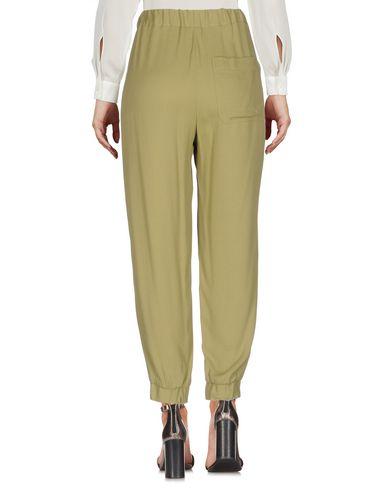 Фото 2 - Повседневные брюки от GOLD CASE цвет зеленый-милитари