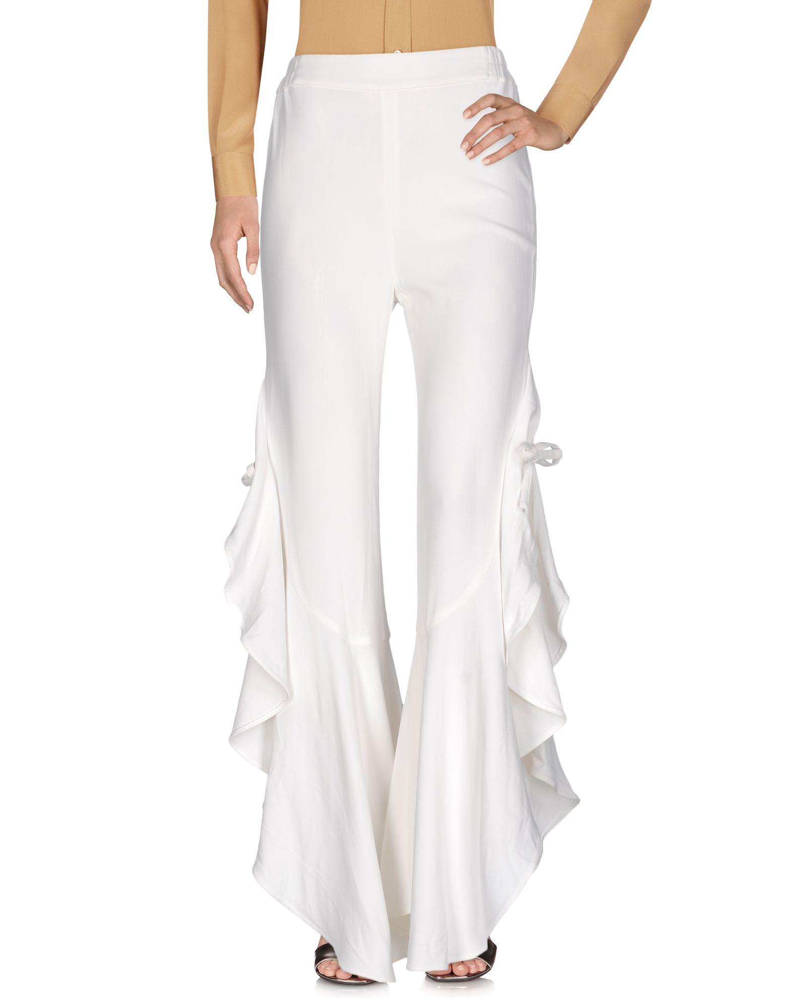 JONATHAN SIMKHAI Повседневные брюки jonathan simkhai длинная юбка