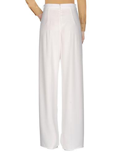 Фото 2 - Повседневные брюки от ELISABETTA FRANCHI 24 ORE белого цвета