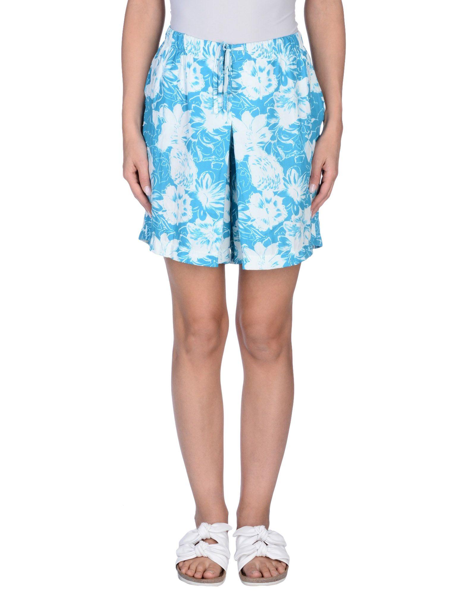 100X200 CENTOXDUECENTO Повседневные шорты 100x200 centoxduecento пляжное платье