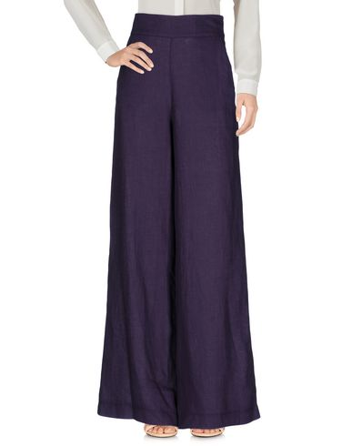 Фото - Повседневные брюки от NIŪ фиолетового цвета