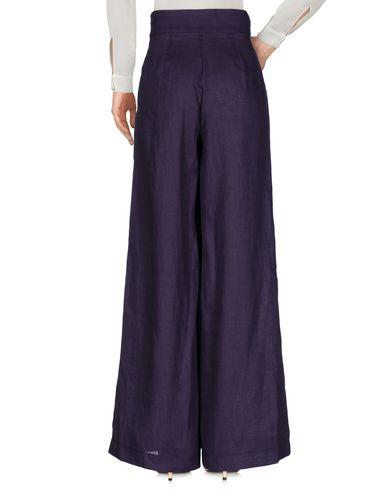 Фото 2 - Повседневные брюки от NIŪ фиолетового цвета